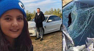 Elifin ölümüne neden olan sürücü yakalandı Camda kopan saç telleri bulundu