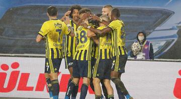 Fenerbahçe 1-0 Rizespor (Maçın özeti)