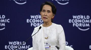 Myanmar karıştı Lider Aung San Suu Kyi gözaltına alındı