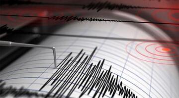 İzmir açıklarında 4.8 büyüklüğünde deprem