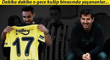 Emreden transferi bitiren cümle Ali Koçu aradı ve sürpriz paketle geldi...