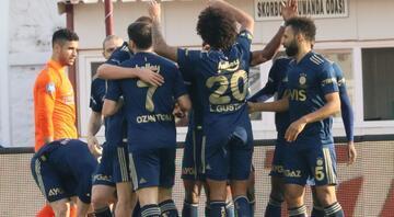 Hatayspor 1-2 Fenerbahçe (Maç özeti ve goller))