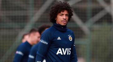 Fenerbahçede Luiz Gustavo şoku Galatasaray öncesi...