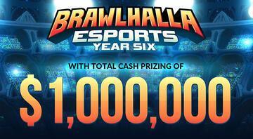 1.000.000 Dolar ödül havuzlu 2021 BRAWLHALLA Espor Programı Açıklandı