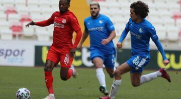 Sivasspor 0-0 BB Erzurumspor (Maçın özeti)
