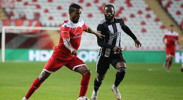 Antalyaspor 1-1 Beşiktaş (Maçın özeti ve golleri)