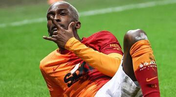 Galatasarayda Henry Onyekuru etkisi Floryaya neşe getirdi...