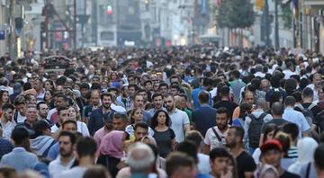 İşte Türkiyenin 2020 yılı nüfusu