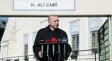 Cumhurbaşkanı Erdoğandan Boğaziçi protestoları tepkisi