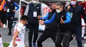 Antalyaspor, Ersun Yanalla 8 maçtır yenilmiyor