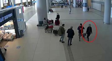 İstanbul Havalimanında operasyon İranlı kuryeler böyle yakalandı