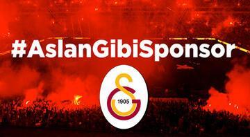 Aslan Gibi Sponsorda Galatasarayın topladığı para
