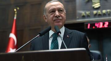 Cumhurbaşkanı Erdoğandan yeni Anayasa çağrısı...