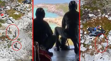 Bahamalarda mucize kurtuluş... Issız adada mahsur kaldılar, fare yiyerek hayatta kaldılar