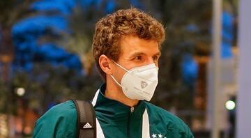 Bayern Münih'te Thomas Müller şoku Koronavirüs testi pozitif...