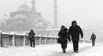 İstanbul Valiliği'nden beklenen kar yağışı ile ilgili yeni uyarı