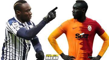 Mbaye Diagne tarihe geçti İngiltereyi sallıyor...