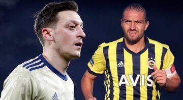 Fenerbahçede işler değişti Caner ve Mesut...