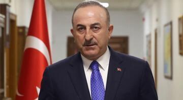 Bakan Çavuşoğlu'ndan sert açıklama: Eğer ve amalarla geçiştirmeye çalışıyorlar
