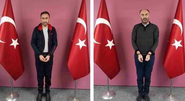Kritik iki isim MİTin operasyonuyla Türkiyeye getirildi