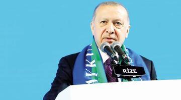 Cumhurbaşkanı Erdoğan: Masumların kanı sizin de elinize bulaştı