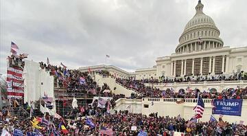 ABDde Demokratlar Kongre baskını için komisyon kuracak