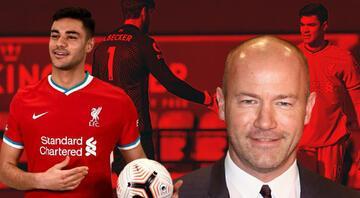 İngiliz efsane futbolcu Alan Shearerden Ozan Kabaka destek