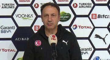 Orhun Ene: Telafisi olmayan iki maça çıkacağız...