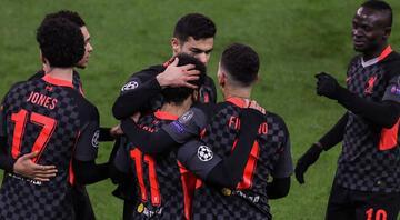 RB Leipzig 0-2 Liverpool / Maç sonucu