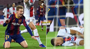 Barcelona - PSG maçı Süper Ligde oynansa neler olurdu