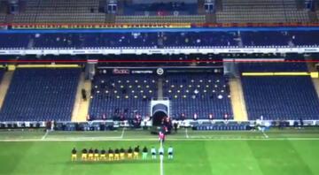 Fenerbahçe - Galatasaray derbisinde 3000 taraftar mı vardı Açıklama...