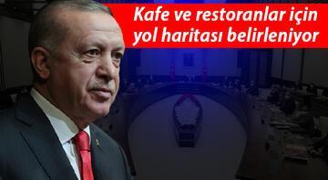 Son dakika haberi: Cumhurbaşkanı Erdoğan tarih verdi ve duyurdu: Kademeli normalleşme başlarken, kafe ve restoranlar için yol haritası belirleniyor