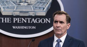 Pentagon, Türkiyenin PKK operasyonlarına yönelik YPG/SDGnin açıklamalarına karşı sessiz kaldı