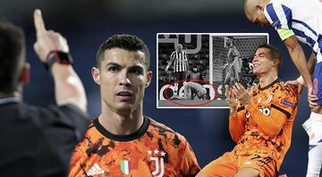 Cristiano Ronaldo çılgına döndü Yerleri yumrukladı...