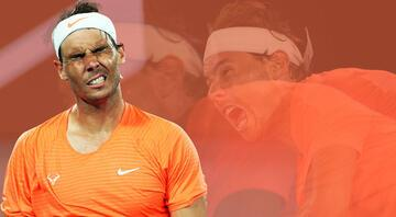 Rafael Nadalın inanılmaz laneti Onu eleyenin yüzü gülmüyor...
