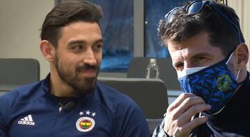 Fenerbahçenin yeni transferi İrfan Can ilk kez açıkladı Emre Belözoğlu ve Mesut Özil...
