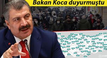 En çok vaka görülen illerden Trabzon ve Giresunda ilave tedbir kararları Yasaklandı