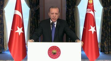 Son dakika haber Cumhurbaşkanı Erdoğan: Oynanan oyunları yakından takip ediyoruz