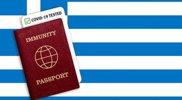 Yunanistan aşı sertifikası dağıtmaya başladı