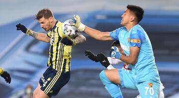 Fenerbahçe 0-1 Göztepe (Maçın özeti)