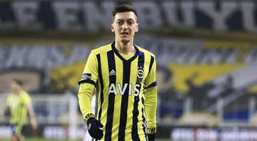 Fenerbahçede Mesut Özilin performansı nasıldı