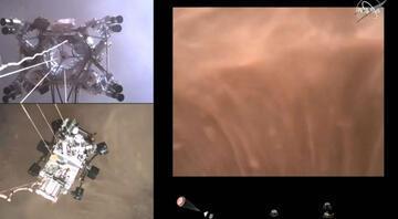 Uluslararası ajanslar acil koduyla duyurdu NASA yayınladı... İşte dehşet verici anlar