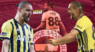 Fenerbahçenin hırçın çocuğu Caner Erkin