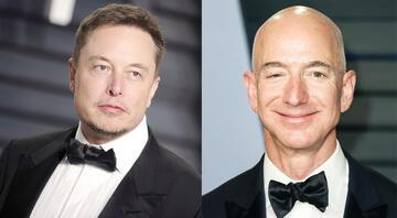 Elon Musk out, Jeff Bezos in