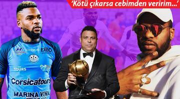 300 bin Euroya Hatayspora gelip 8 milyon Euroya giden golcü: Aaron Boupendza