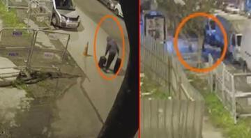 Yenibosnada tabur komutanlığında keşif yapan DEAŞ'lı terörist yakalandı