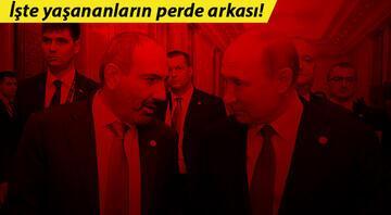 Ermenistanda fitili o sözler ateşledi Putin duyduğu anda küplere bindi