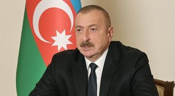 Aliyevden Ermenistan için ilk açıklama geldi
