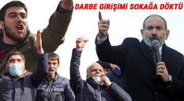 Ermenistan yangın yeri... Paşinyan konuştu: Teslim olmayacağız