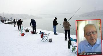 İstanbul Boğazı donacak mı Prof. Dr. Orhan Şen 'saçmalık' diyerek açıkladı…